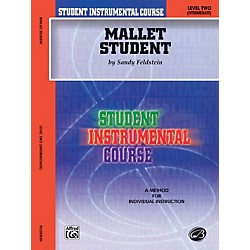 Alfred Student Instrumental Course Mallet Student Level 2 Book (00-BIC00281A)