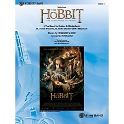 Alfred Suite from The Hobbit: The Desolation of Smaug Concert Band Grade 3.5 Set (00-42209)