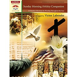 Alfred Sunday Morning Holiday Companion Intermediate  Late Intermediate Piano (00-32760)