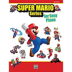 Alfred Super Mario Series for Easy Piano Book (00-38633)