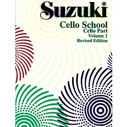 Alfred Suzuki Cello School Cello Part Volume 1 (00-0479S)