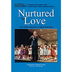Alfred Suzuki Nurtured by Love (Book) (00-0584)