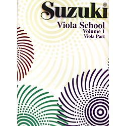 Alfred Suzuki Viola School Viola Part, Volume 1 Textbook (00-0241S)