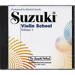 Alfred Suzuki Violin School CD, Volume 1 (Cerone) (00-0485)