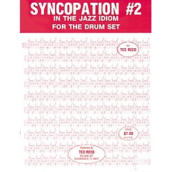Alfred Syncopation #2 - In the Jazz Idiom for the Drum Set (00-17313)