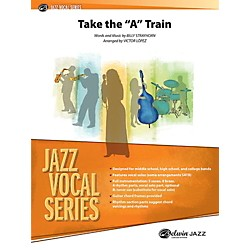 "Alfred Take the ""A"" Train Jazz Vocal Band Grade 2.5 Set (00-40376)"