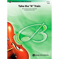 "Alfred Take the ""A"" Train String Orchestra Level 3 Set (00-41207)"