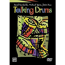 Alfred Talking Drums (DVD) (00-33244)