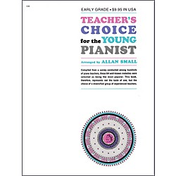 Alfred Teacher's Choice for the Young Pianist (00-534)