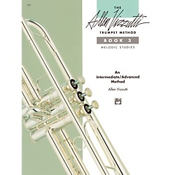Alfred The Allen Vizzutti Trumpet Method - Book 3 Melodic Studies (00-3393)