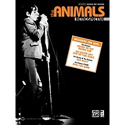 Alfred The Animals Retrospective Guitar TAB Book (00-41489)