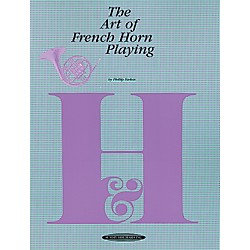 Alfred The Art of French Horn Playing (00-0021)