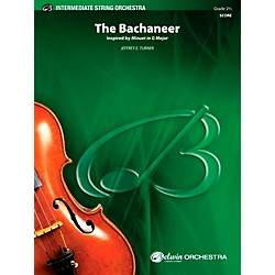 Alfred The Bachaneer String Orchestra Grade 2.5 Set (00-40496)