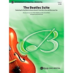 Alfred The Beatles Suite Full Orchestra Grade 3 Set (00-40437)