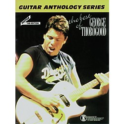 Alfred The Best of George Thorogood Guitar Tab Book (00-P0938GTX)