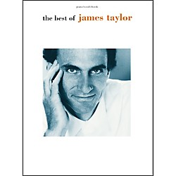 Alfred The Best of James Taylor Piano, Vocal, Guitar Songbook (00-PFM0311)
