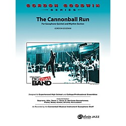 Alfred The Cannonball Run Jazz Band Grade 5 Set (00-41145)