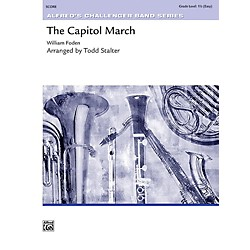 Alfred The Capitol March Concert Band Grade 1.5 Set (00-41924)