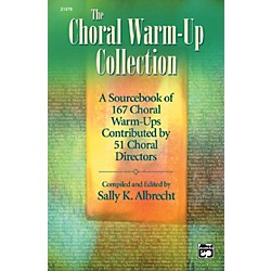 Alfred The Choral Warm-Up Collection Book (00-21676)