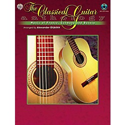 Alfred The Classical Guitar Anthology Book and CD (00-0719B)