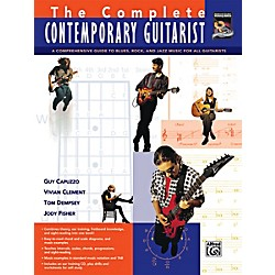 Alfred The Complete Contemporary Guitarist Book & CD (00-33502)