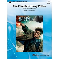 Alfred The Complete Harry Potter Concert Full Orchestra Grade 4 Set (00-40452)