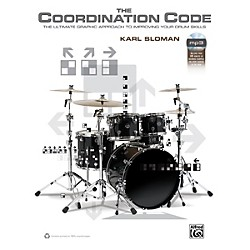 Alfred The Coordination Code Book, Poster & MP3 CD (00-38885)