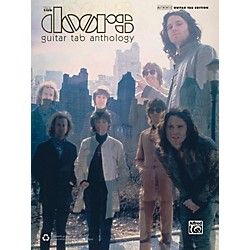 Alfred The Doors Guitar TAB Anthology Book (00-42694)