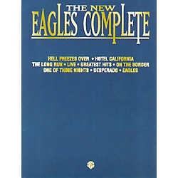 Alfred The Eagles Complete Piano/Vocal/Chords (322490)