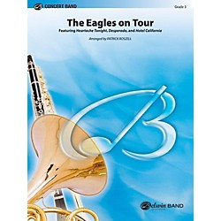 Alfred The Eagles on Tour Concert Band Level 3 Set (00-42215)