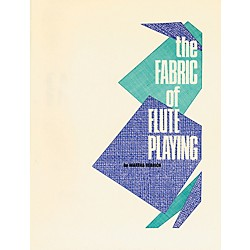 Alfred The Fabric of Flute Playing Book (00-SB12)