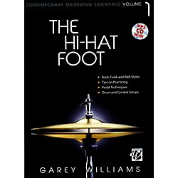 Alfred The Hi-Hat Foot Book & MP3 CD (00-39418)
