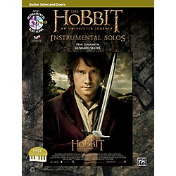 Alfred The Hobbit: An Unexpected Journey, Guitar Solos and Duets (Book/DVD) (00-40997)