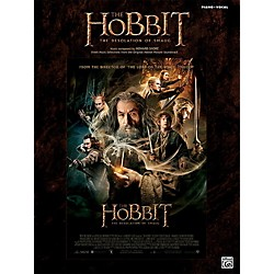 Alfred The Hobbit The Desolation of Smaug Piano/Vocal Book (00-42381)