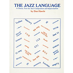 Alfred The Jazz Language A Theory Text for Jazz Composition and Improvisation Book (00-SB75)