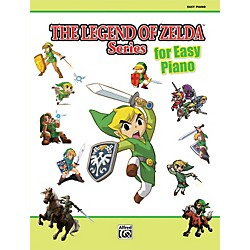 Alfred The Legend of Zelda Series for Easy Piano Book (00-38634)
