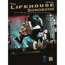 Alfred The Lifehouse Songbook - Guitar Tab Edition (00-32175)