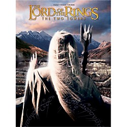 Alfred The Lord of the Rings The Two Towers Piano/Vocal/Chords (00-0726B)