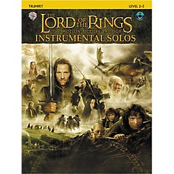Alfred The Lord of the Rings Trumpet Instrumental Solos Book & CD (00-IFM0408CD)