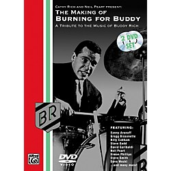 Alfred The Making of Burning For Buddy DVD (00-22152)