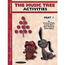 Alfred The Music Tree Activities Book Part 1 (00-0950S)