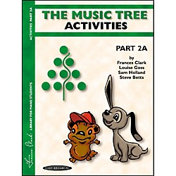 Alfred The Music Tree Activities Book Part 2A (00-0951S)