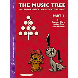 Alfred The Music Tree Student's Book Part 1 (00-0686S)