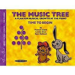 Alfred The Music Tree Student's Book Time to Begin (00-0685S)
