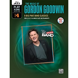 Alfred The Music of Gordon Goodwin Flexible Instrumentation Book & MP3 CD (00-36099)