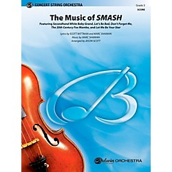 Alfred The Music of SMASH Concert String Orchestra Grade 3 Set (00-40444)