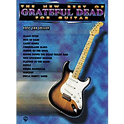 Alfred The New Best of the Grateful Dead for Guitar Tab Book (00-PG9554)