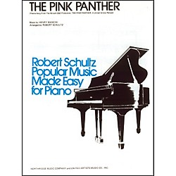 Alfred The Pink Panther Early Intermediate Piano Sheet (00-2739PP2X)