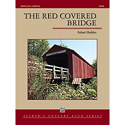 Alfred The Red Covered Bridge Concert Band Grade 3 Set (00-41954)