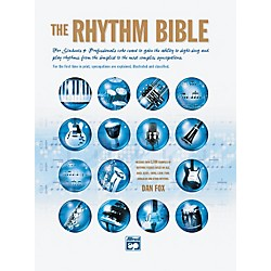 Alfred The Rhythm Bible Book (00-20381)